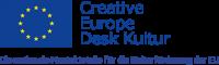 02 2021 Logo Creative Europe Desk Kultur